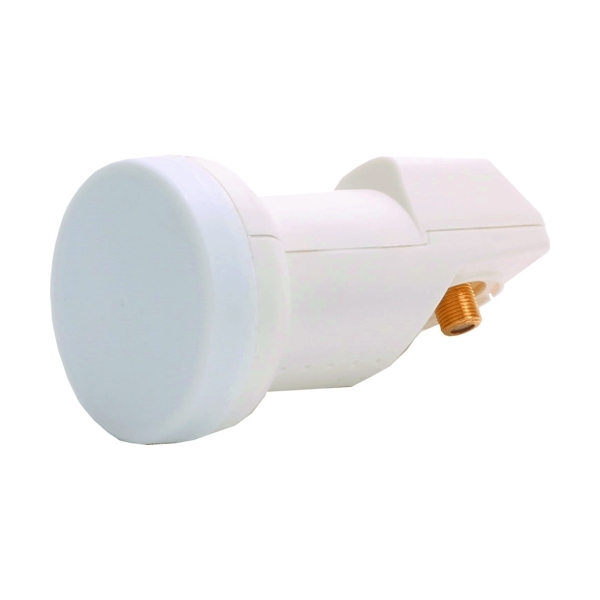 LNB SINGLE OPTICUM RED ROBUST